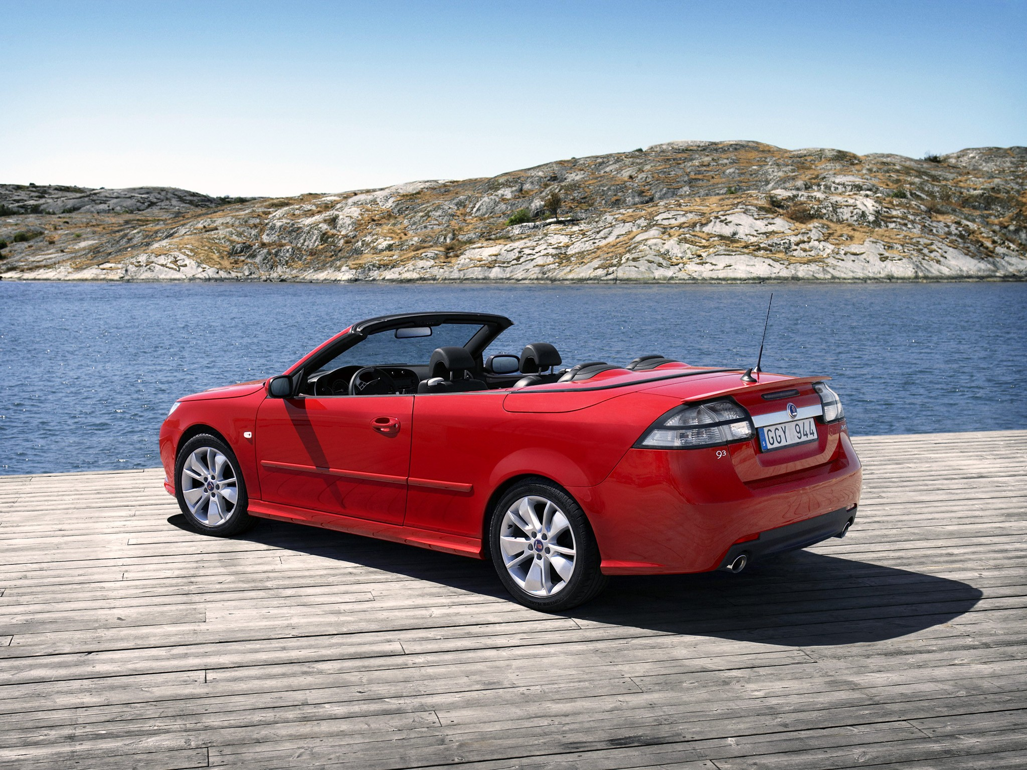 saab 9 3 convertible 2009 2010 2011 2012 autoevolution. Black Bedroom Furniture Sets. Home Design Ideas