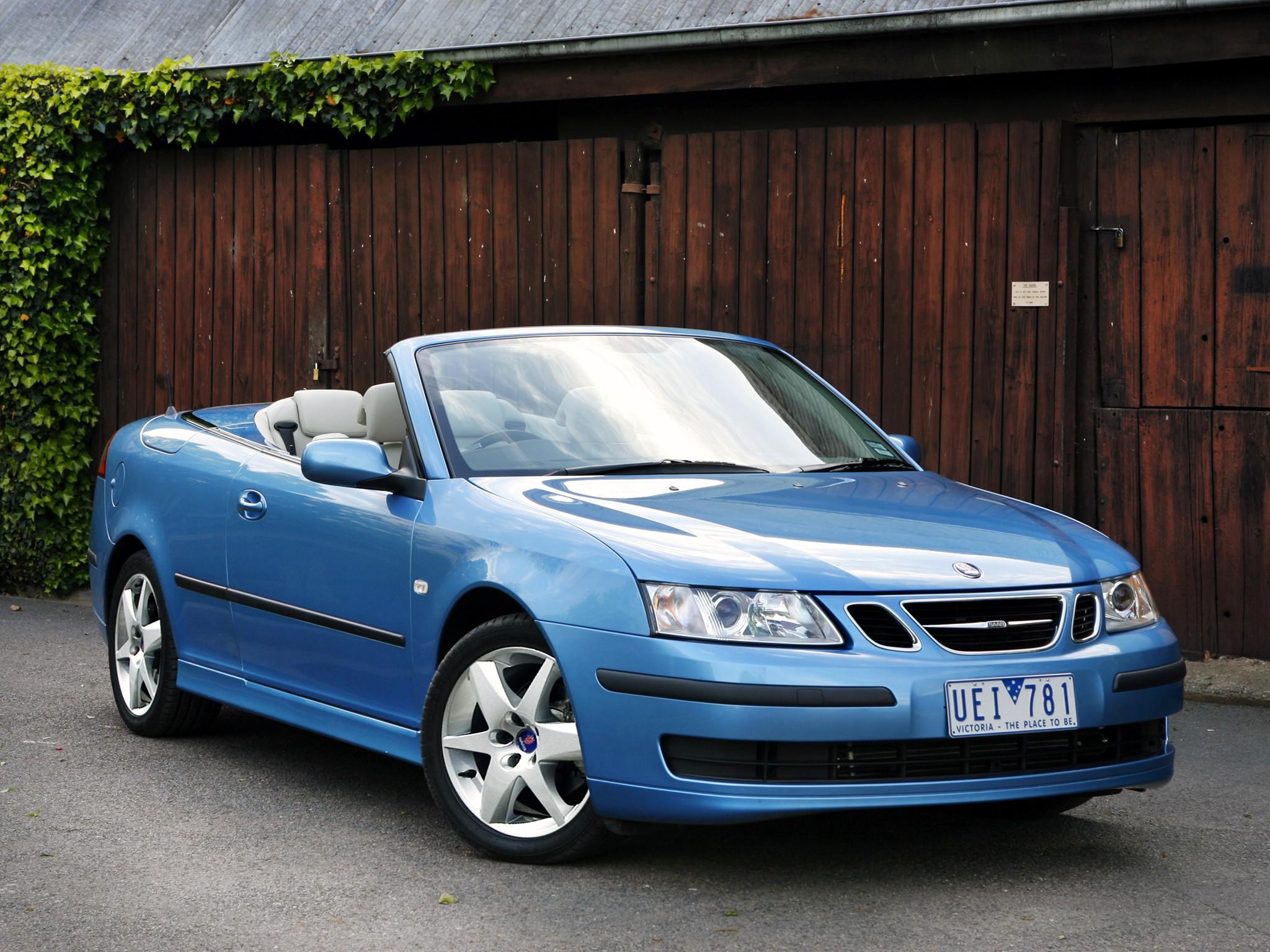 2004 saab aero convertible review