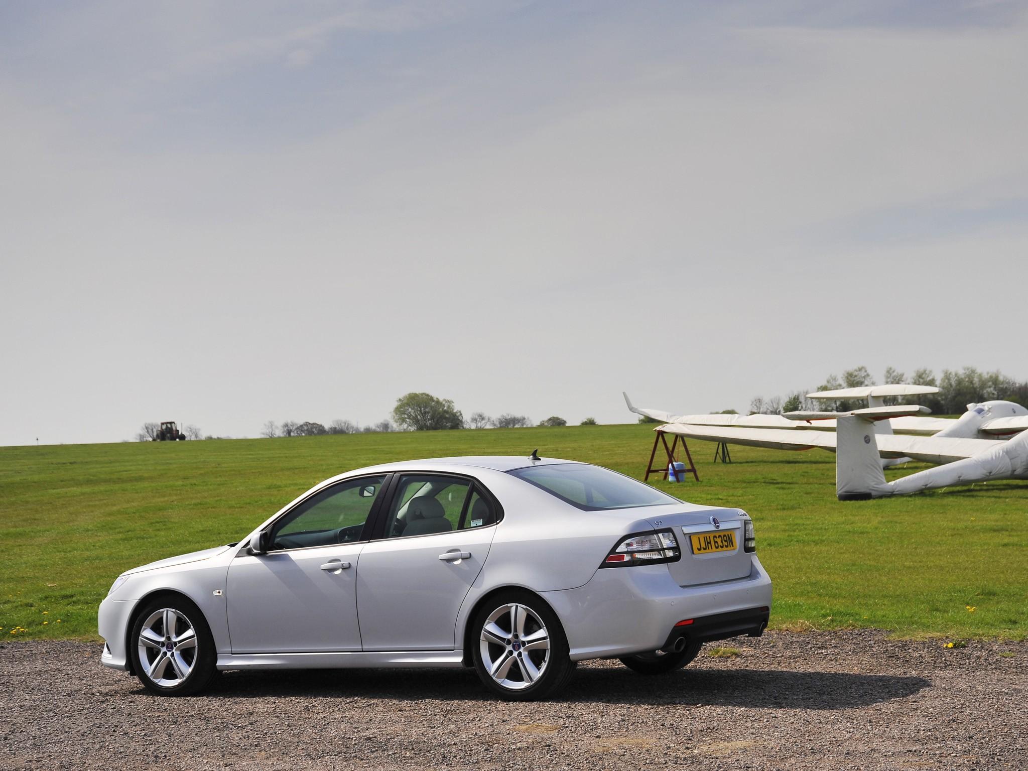 SAAB 9-3 Sport Sedan specs & photos - 2009, 2010, 2011, 2012