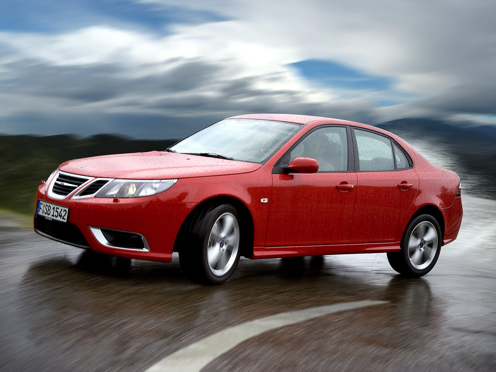 saab 9 3 sport sedan 2009 2010 2011 2012 autoevolution. Black Bedroom Furniture Sets. Home Design Ideas