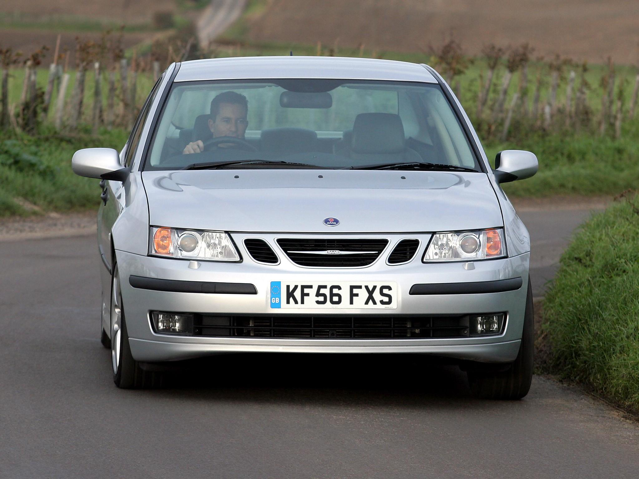 Saab 9 3 Sport Sedan 2003 2008