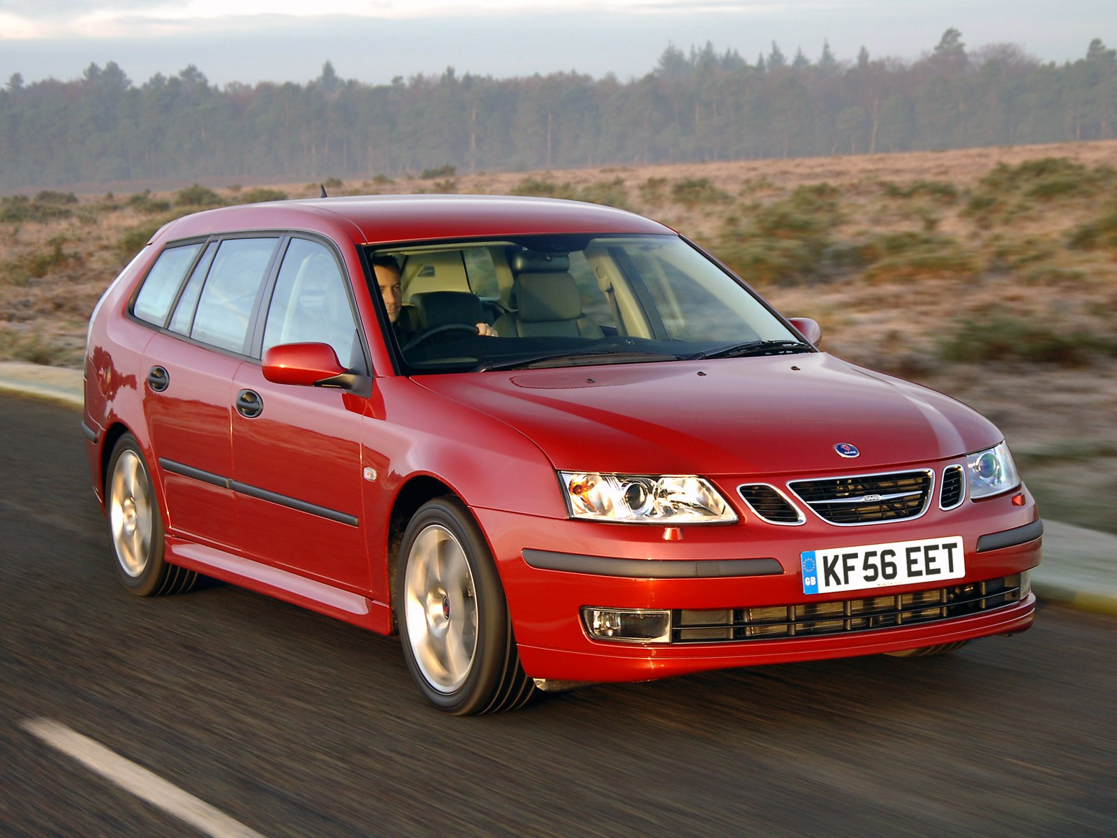 Trionic Tuning Stage 1 2004 Saab 93