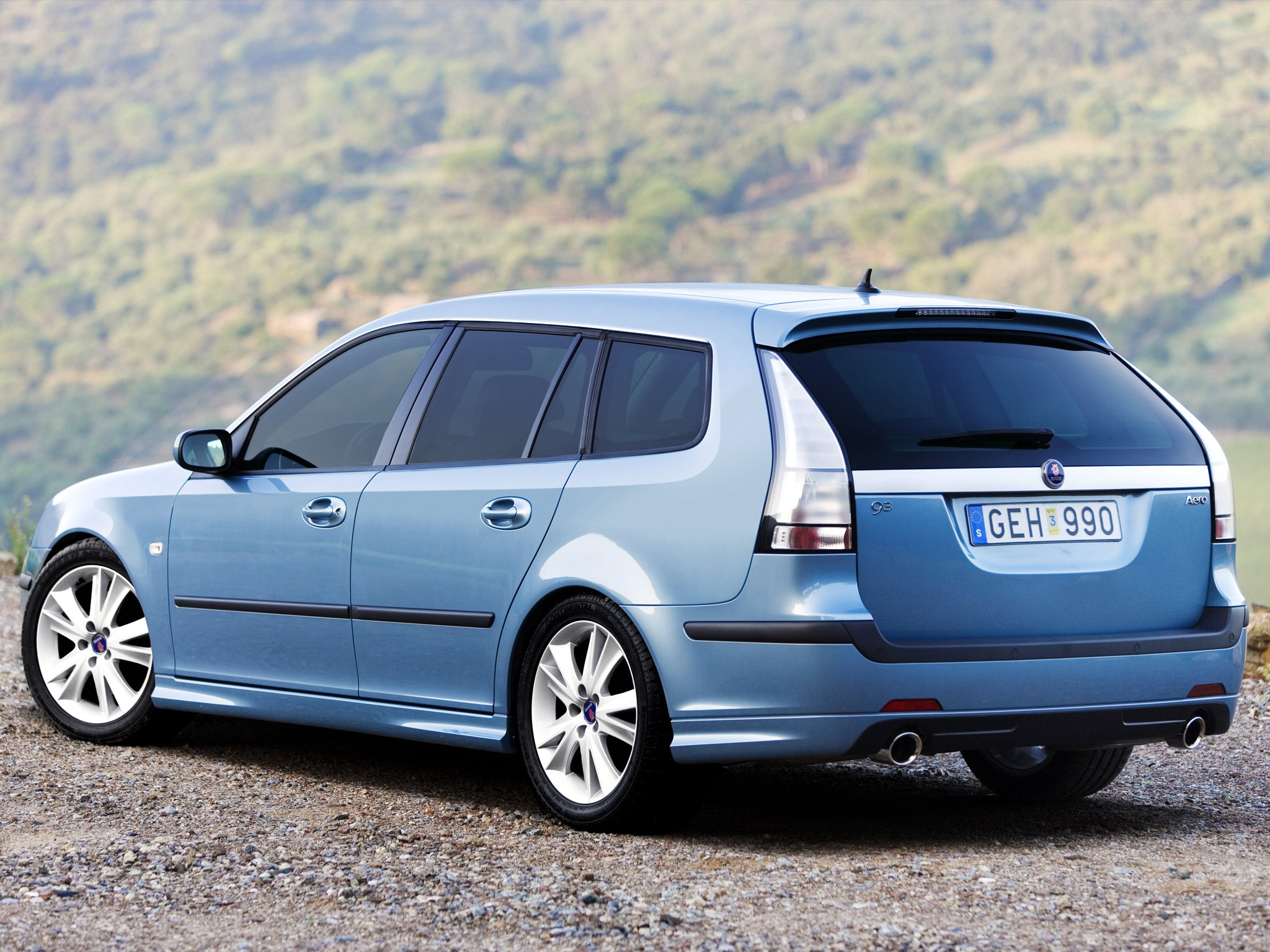 saab 9 3 wagon the wagon. Black Bedroom Furniture Sets. Home Design Ideas