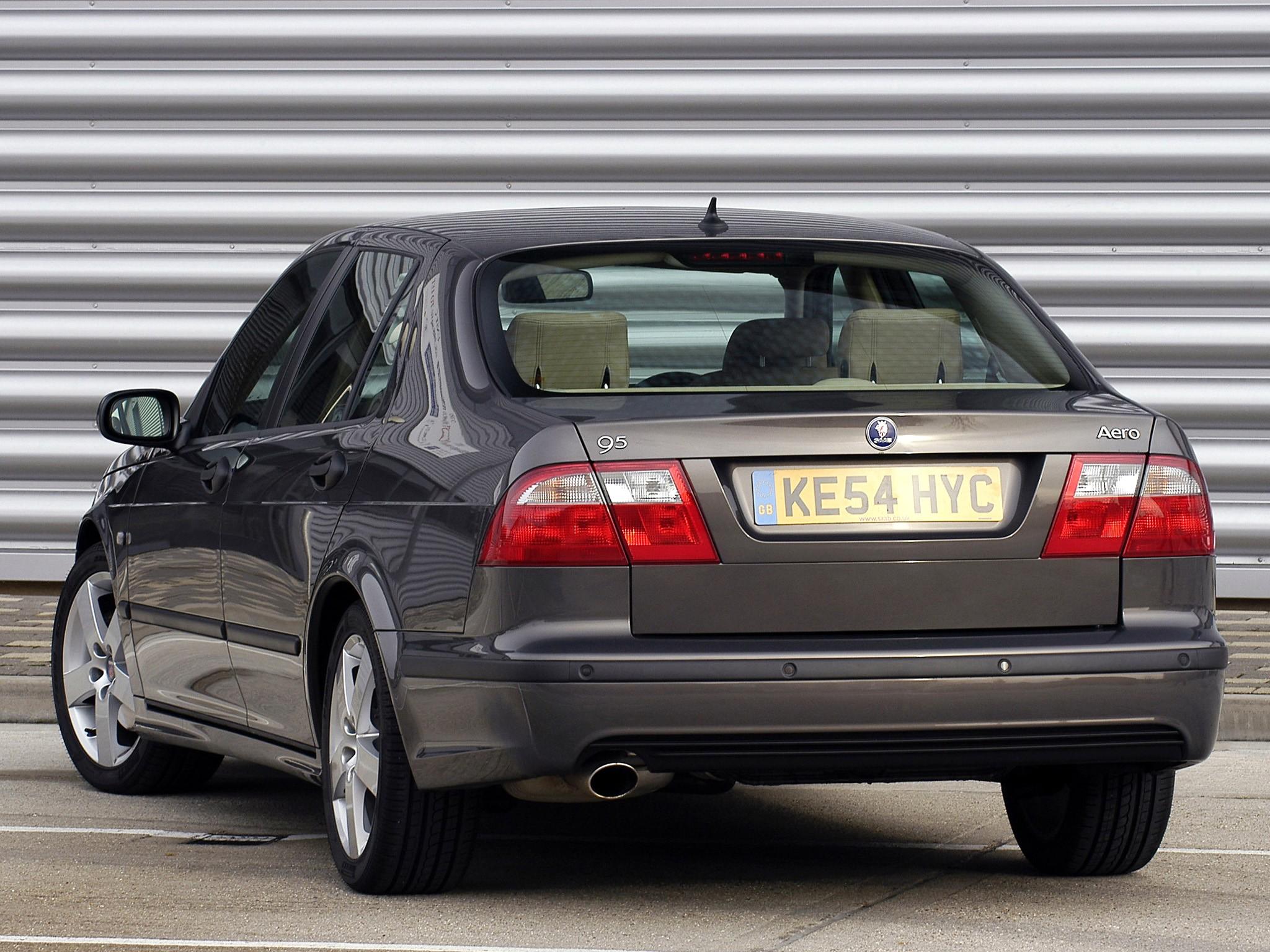 SAAB 95 specs  2001 2002 2003 2004 2005  autoevolution