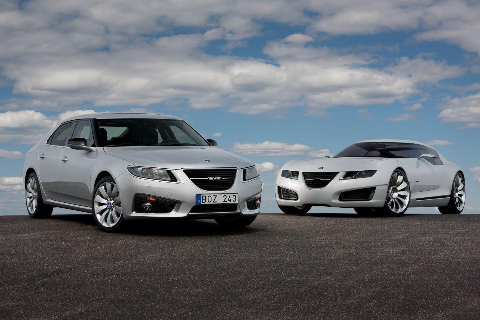 Saab Car Company News