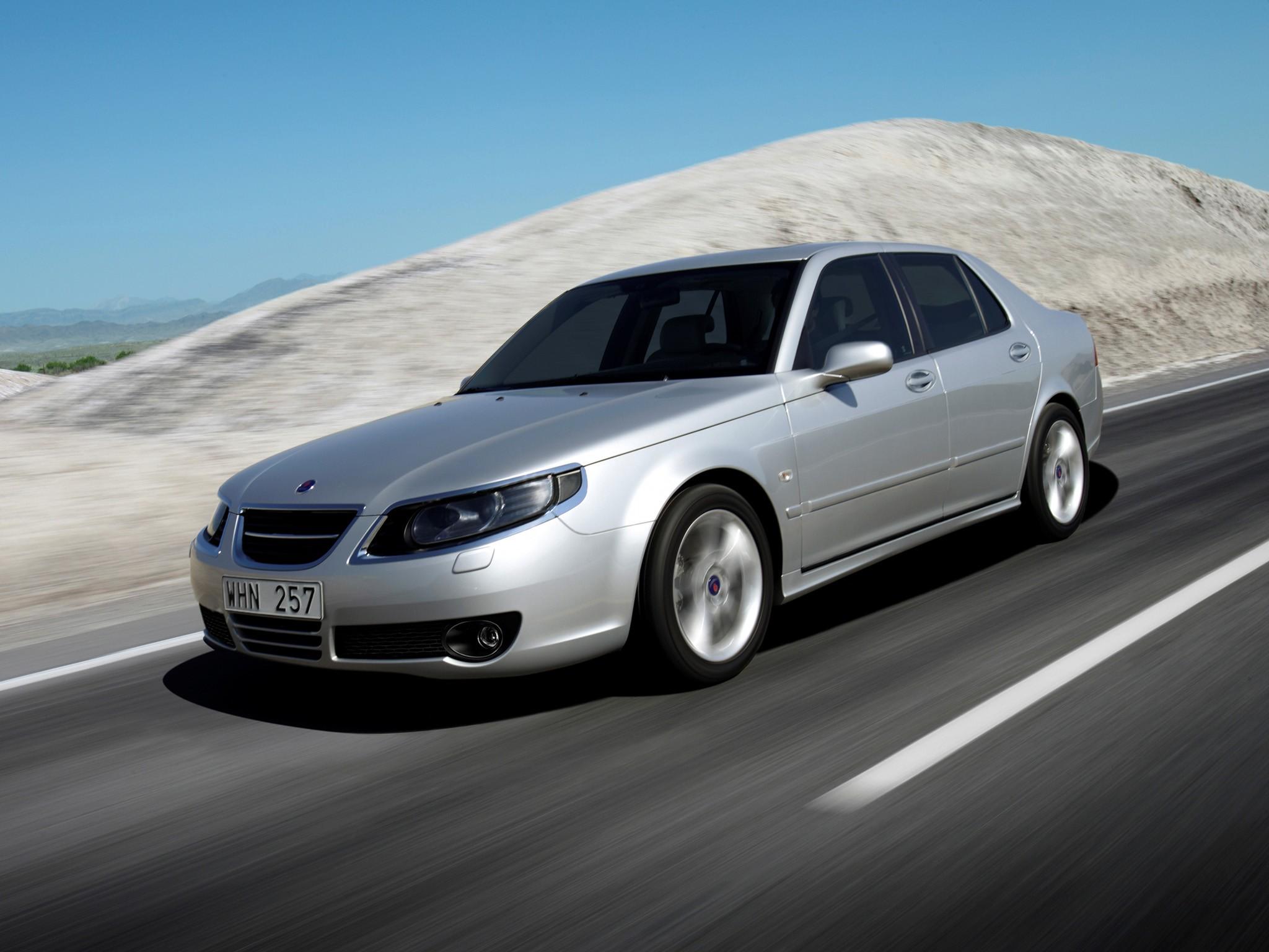 Saab on Saab 9 5 Aero Specs