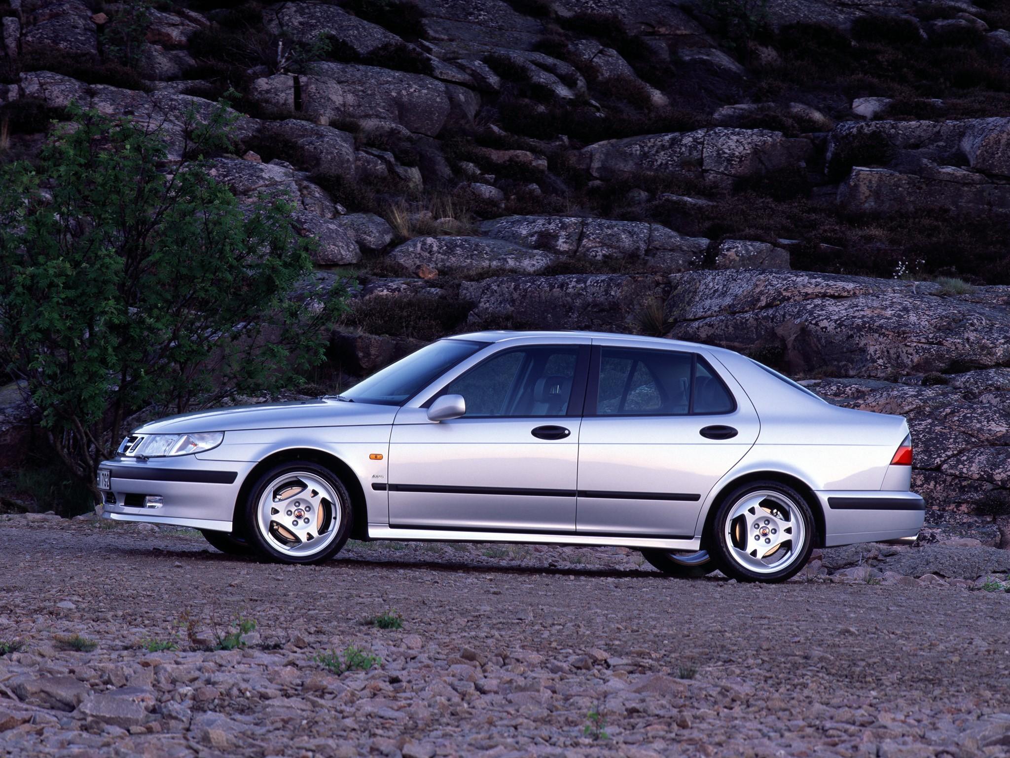 Saab on European 2000 Saab