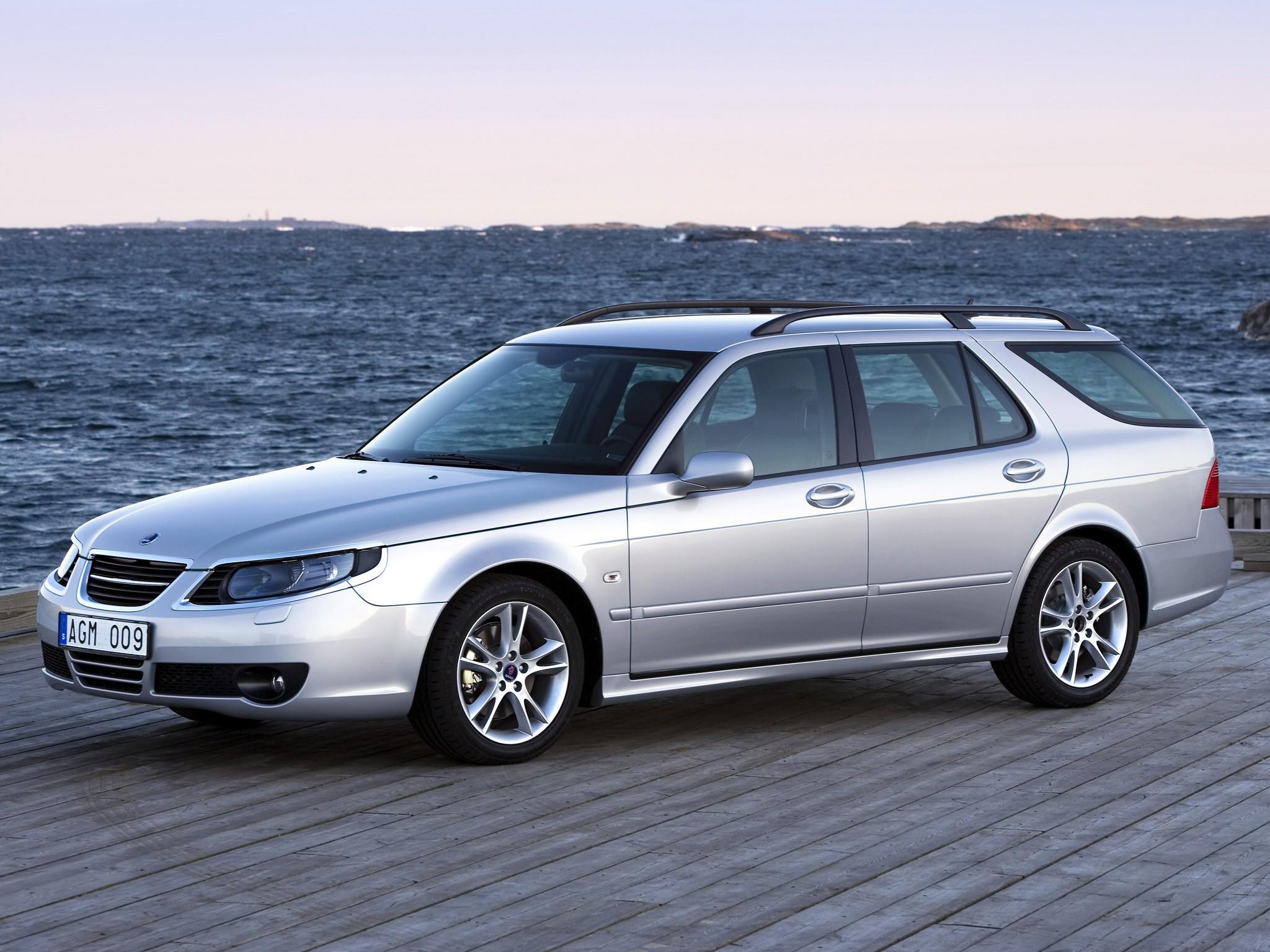 Saab Sportcombi on Saab 9 5 Aero Specs