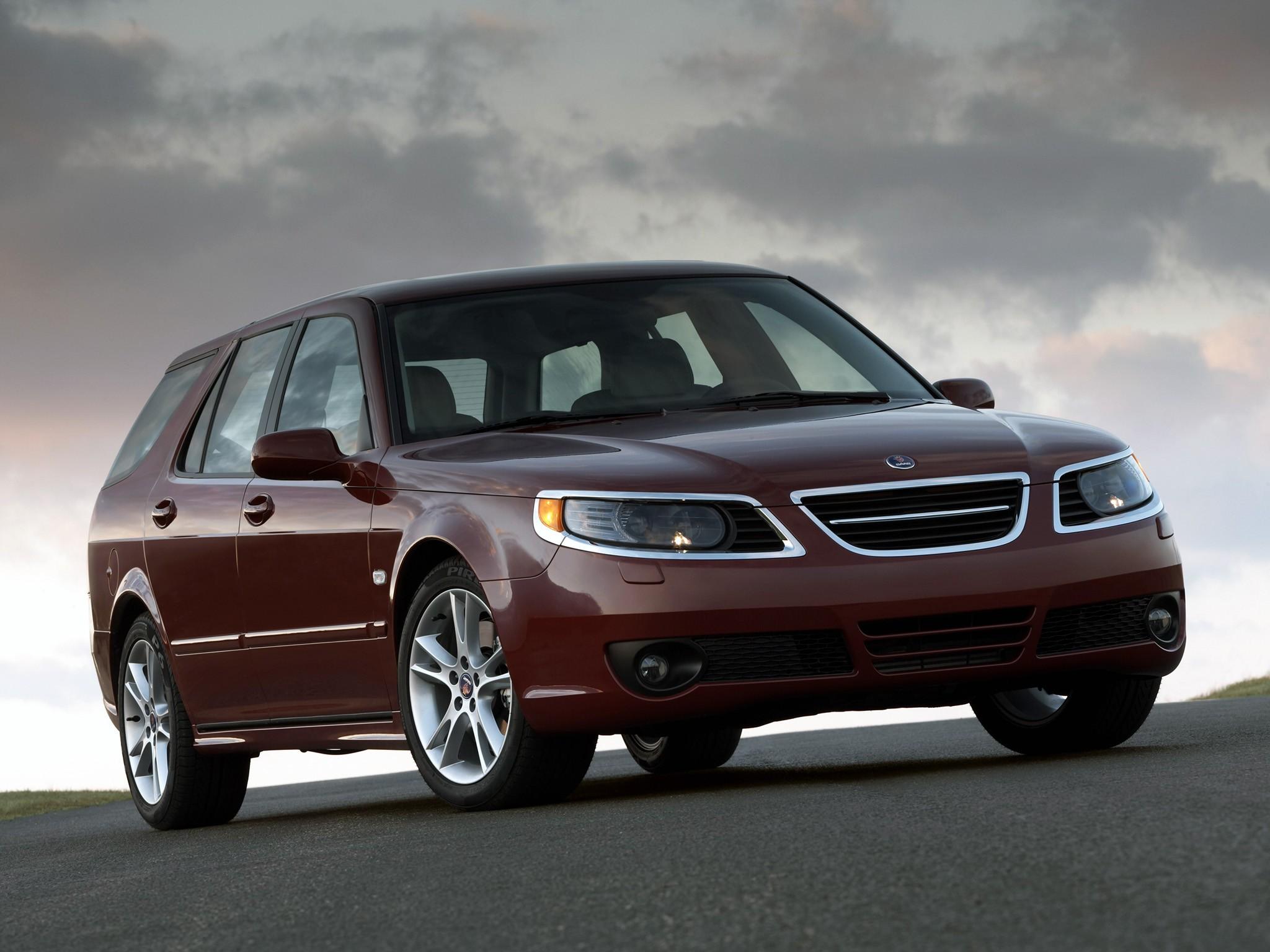 Saab Sportcombi on 2007 Saab 9 5