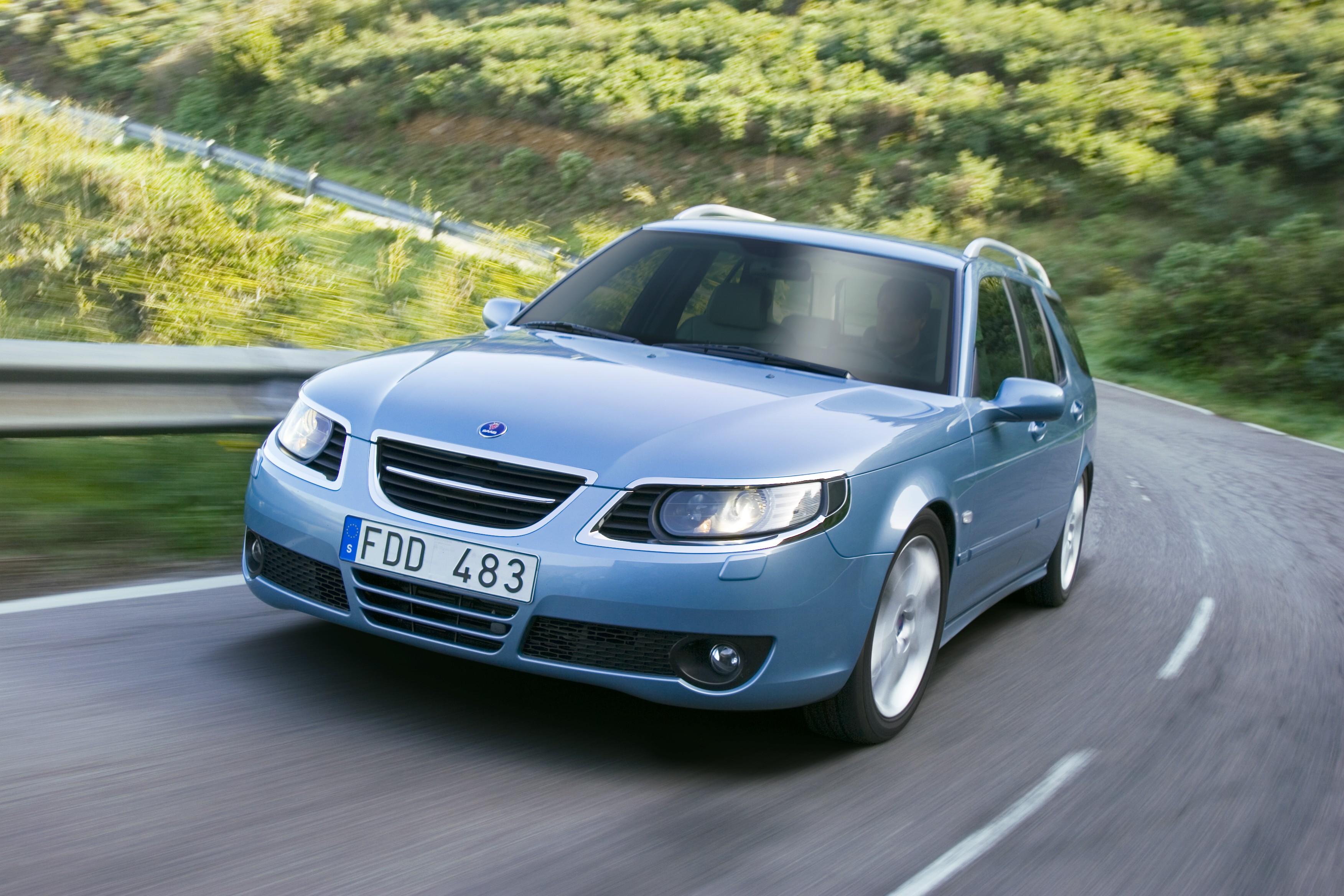 2008 Saab 9 5 SportCombi Photo