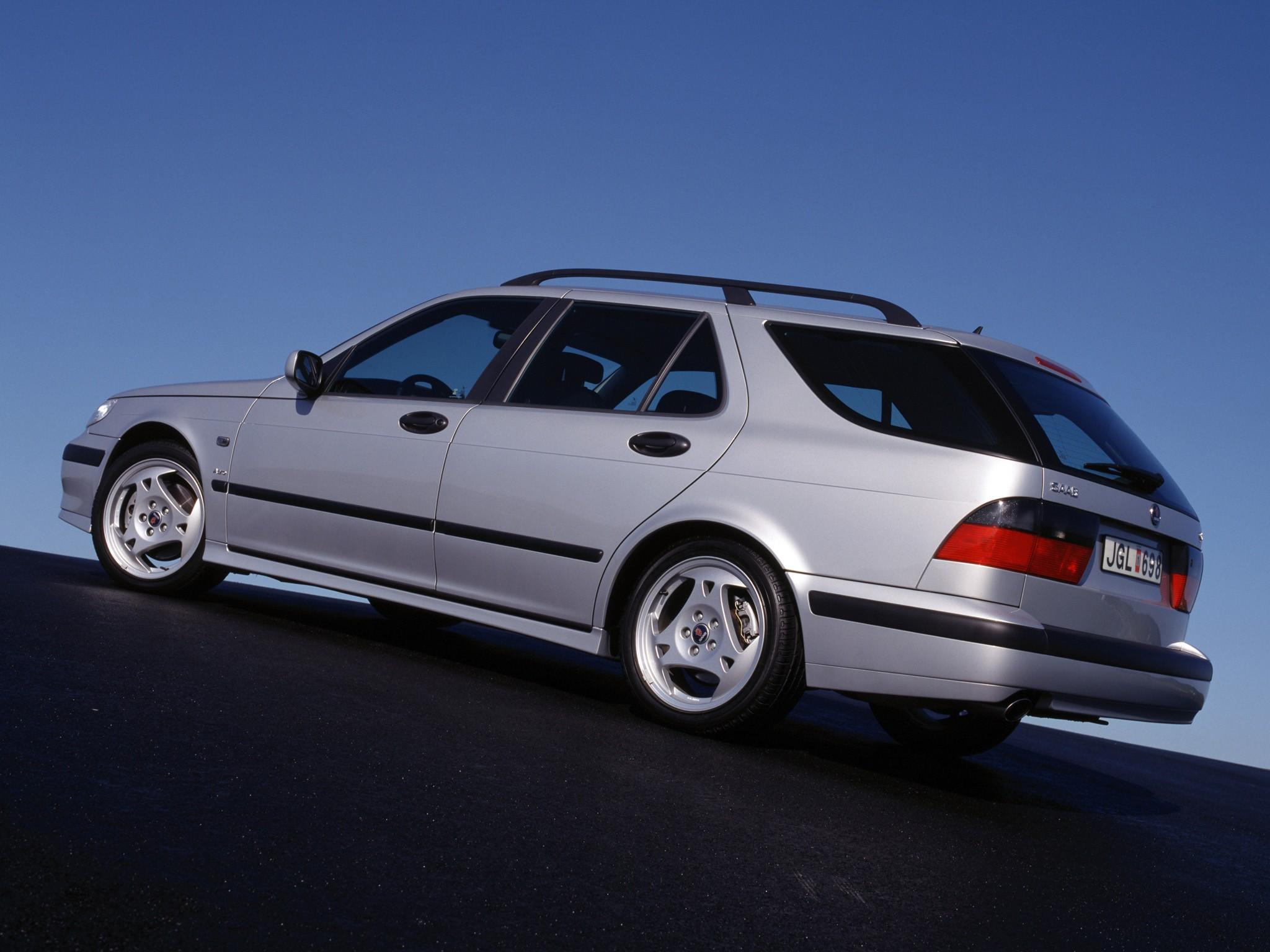 Saab Sportcombi on 2000 Saab 9 5 Aero