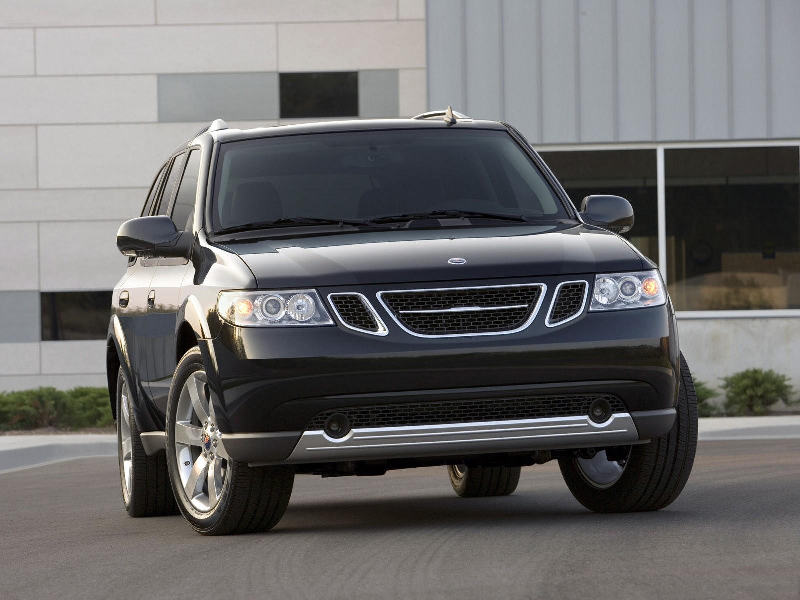 SAAB 9-7X - 2008, 2009 - autoevolution