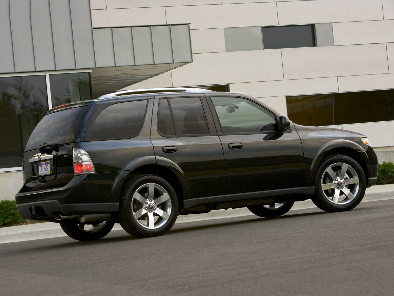 New Jeep Cherokee >> SAAB 9-7X specs & photos - 2008, 2009 - autoevolution