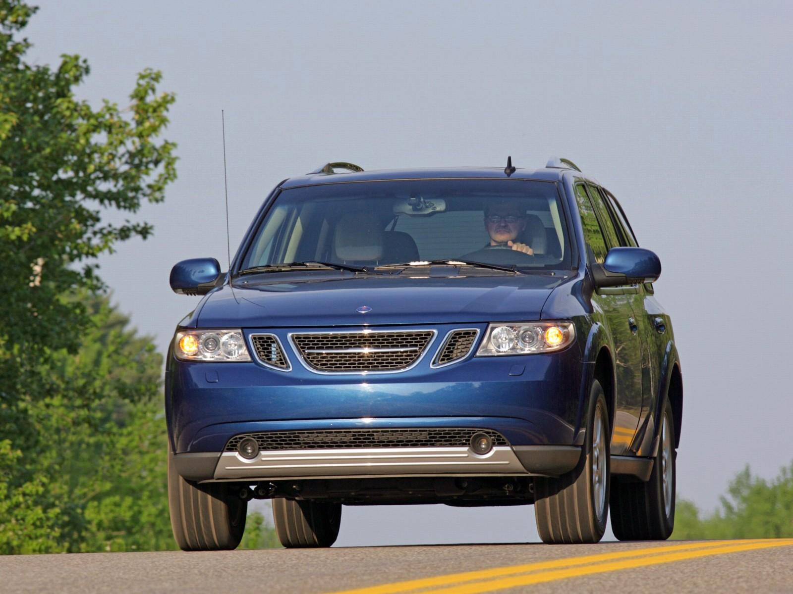 Saab X
