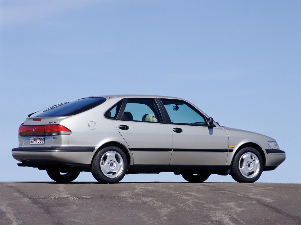 SAAB 900 - 1993, 1994, 1995, 1996, 1997, 1998 - autoevolution