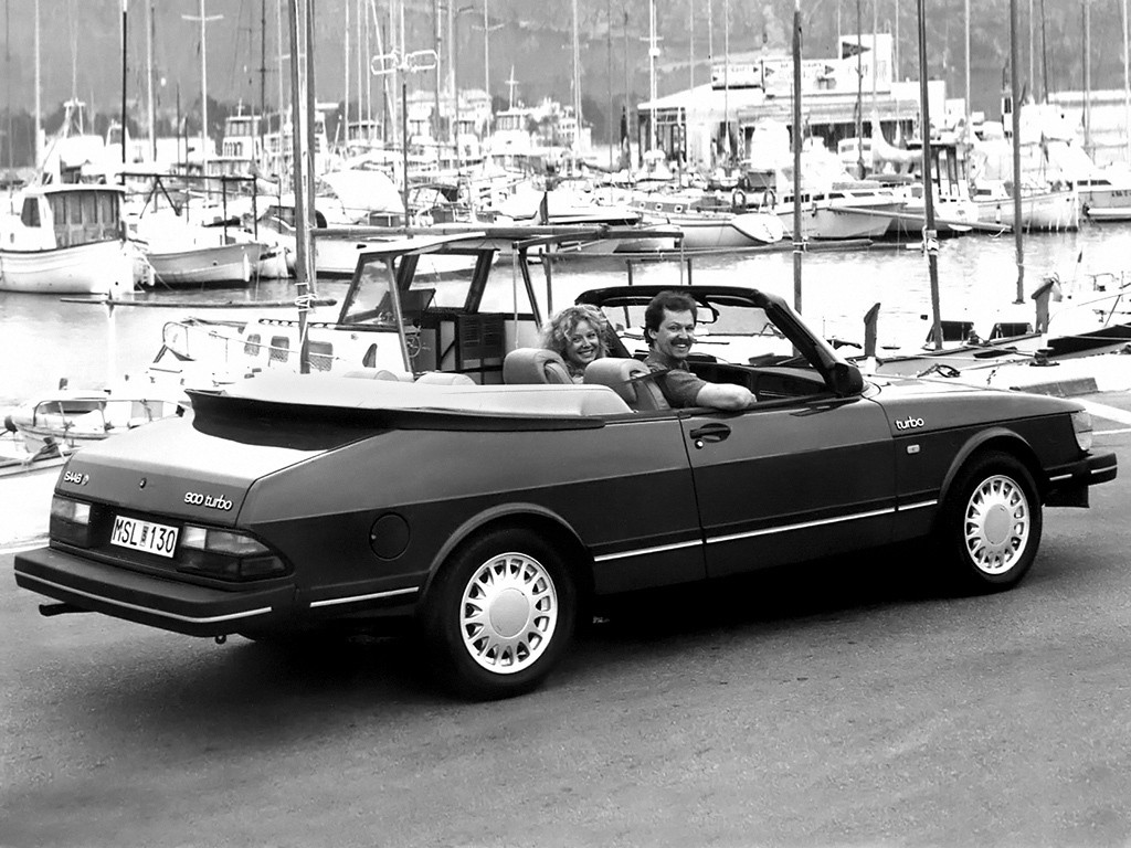 Saab Cabrio on 1990 Saab 9 3 2 0 Turbo