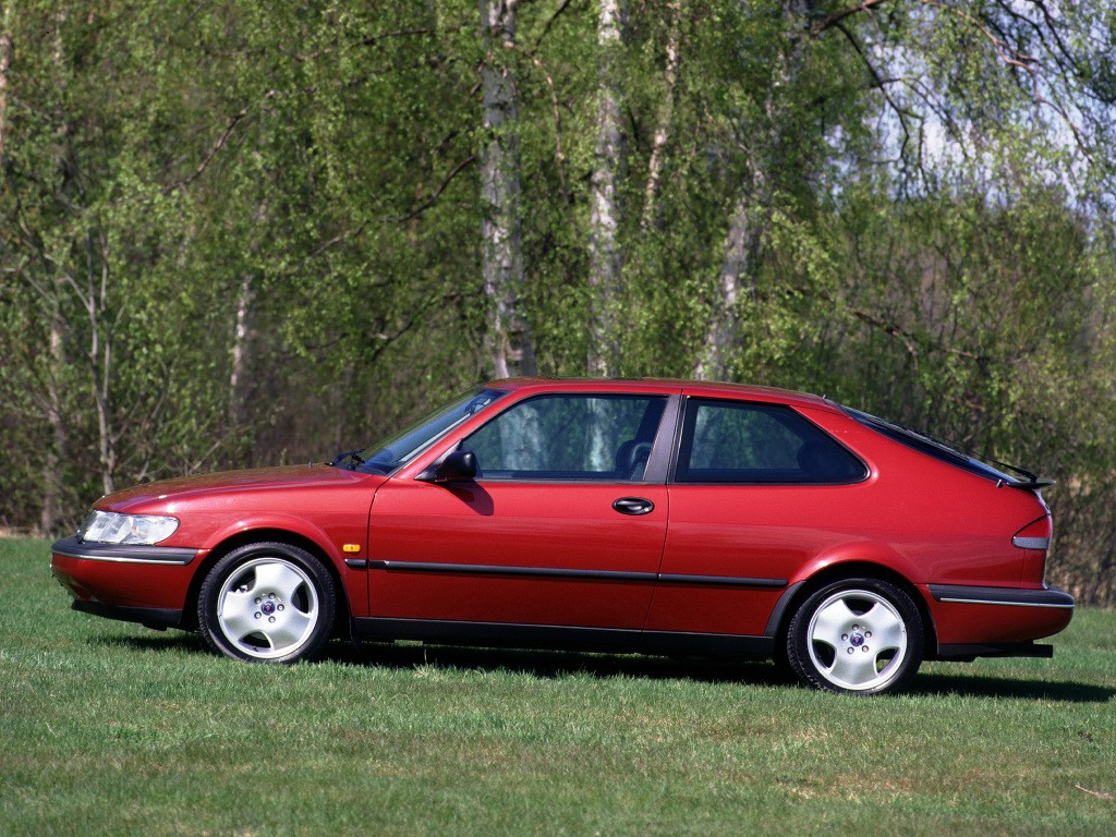 saab 900 coupe specs photos 1994 1995 1996 1997. Black Bedroom Furniture Sets. Home Design Ideas