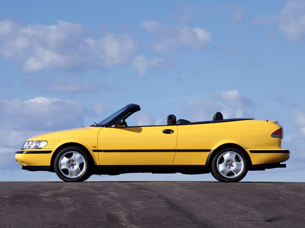 Saab Cabrio on Saab 9 3 Convertible