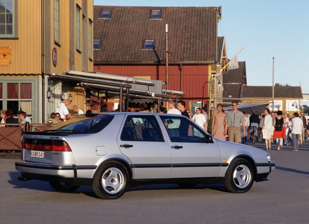 Saab 9000 Cs Specs  U0026 Photos