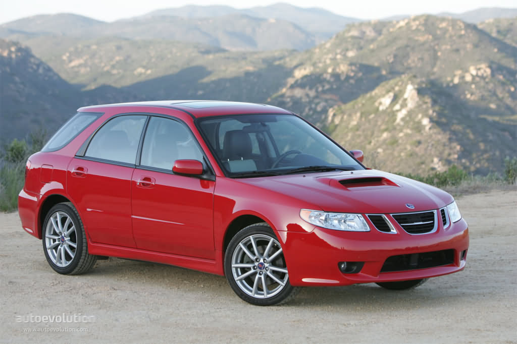 Subaru Station Wagon >> SAAB 9-2X specs & photos - 2004, 2005, 2006 - autoevolution