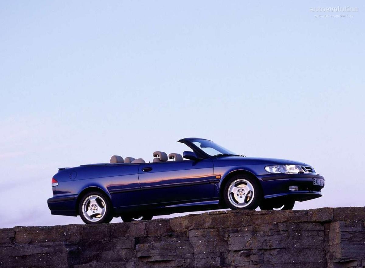 Saab Aeroconvertible on 2000 Saab 9 3 Hatchback