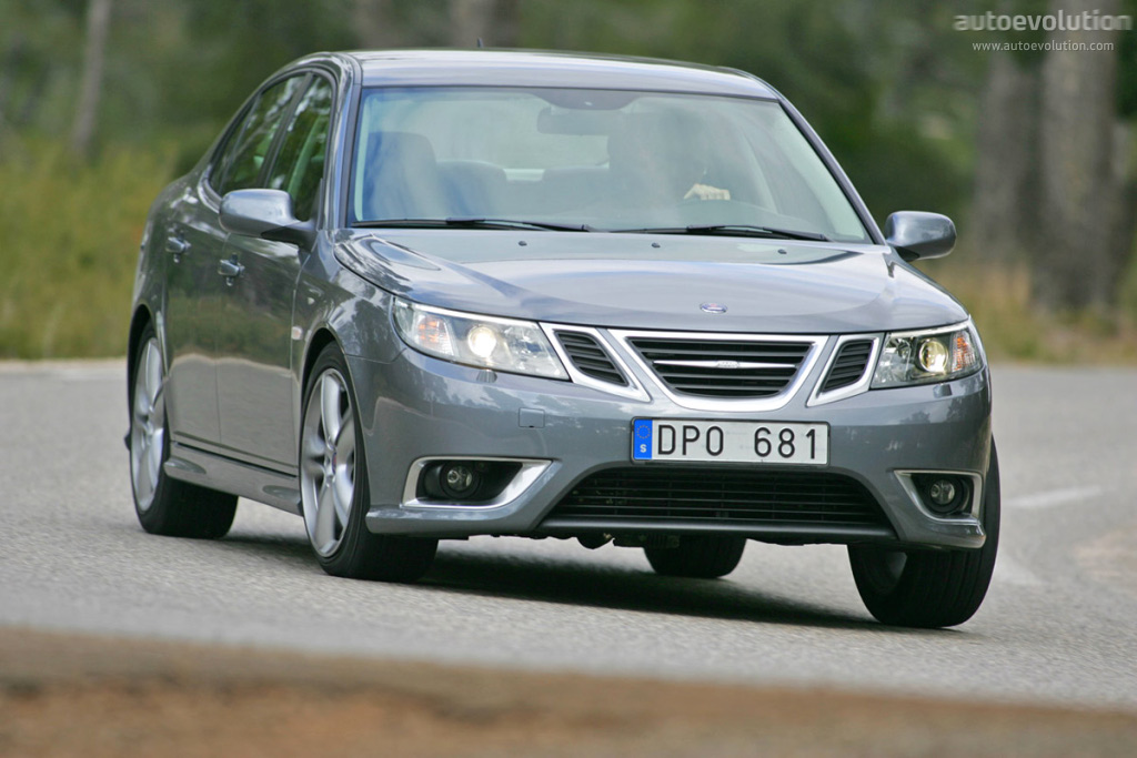 SAAB 9-3 Sport Sedan specs & photos - 2009, 2010, 2011, 2012