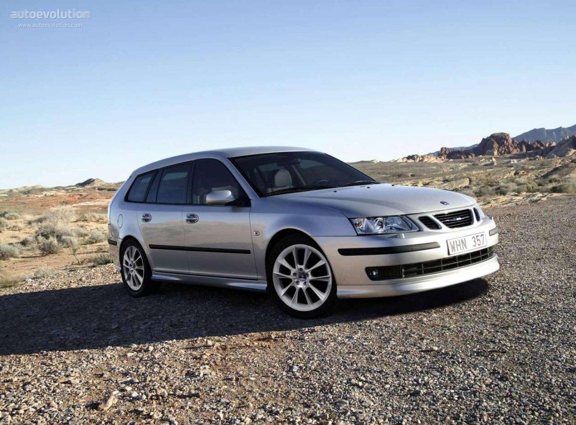 Saab 9 3 Sportcombi 2004 2008