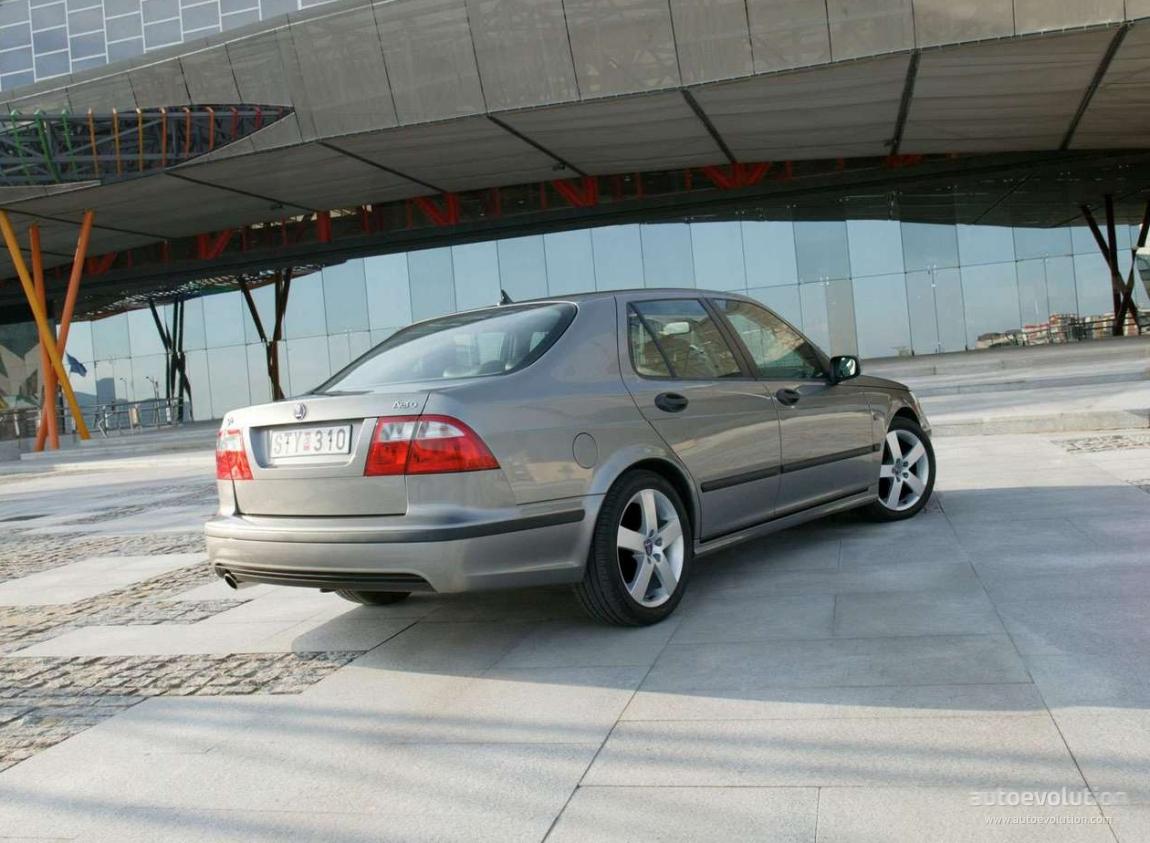 2004 saab 9 5 turbocharger