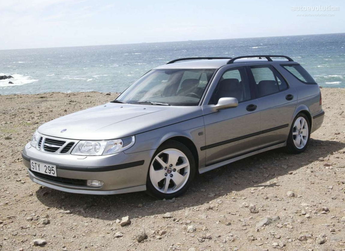 Saab 9 5 Sportcombi 2001 2005