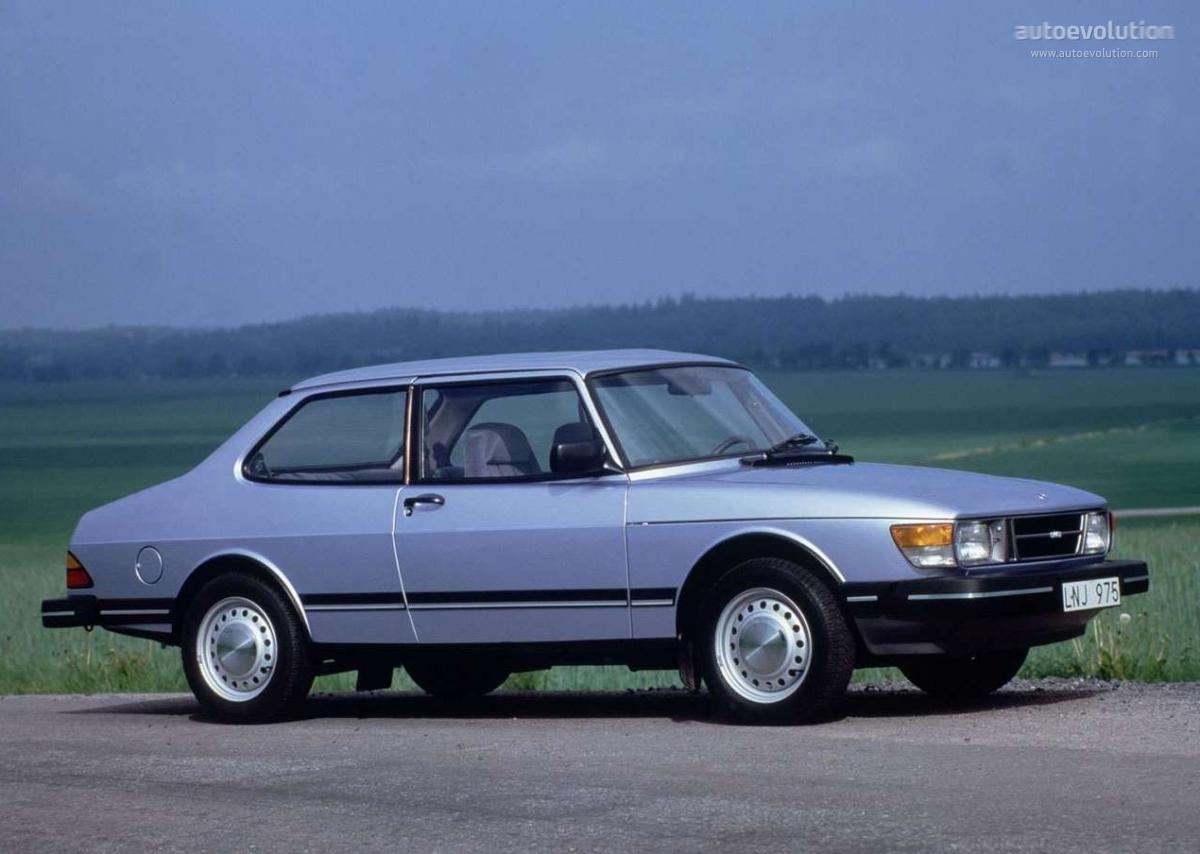 Saab 90 1984 1985 1986 1987 Autoevolution