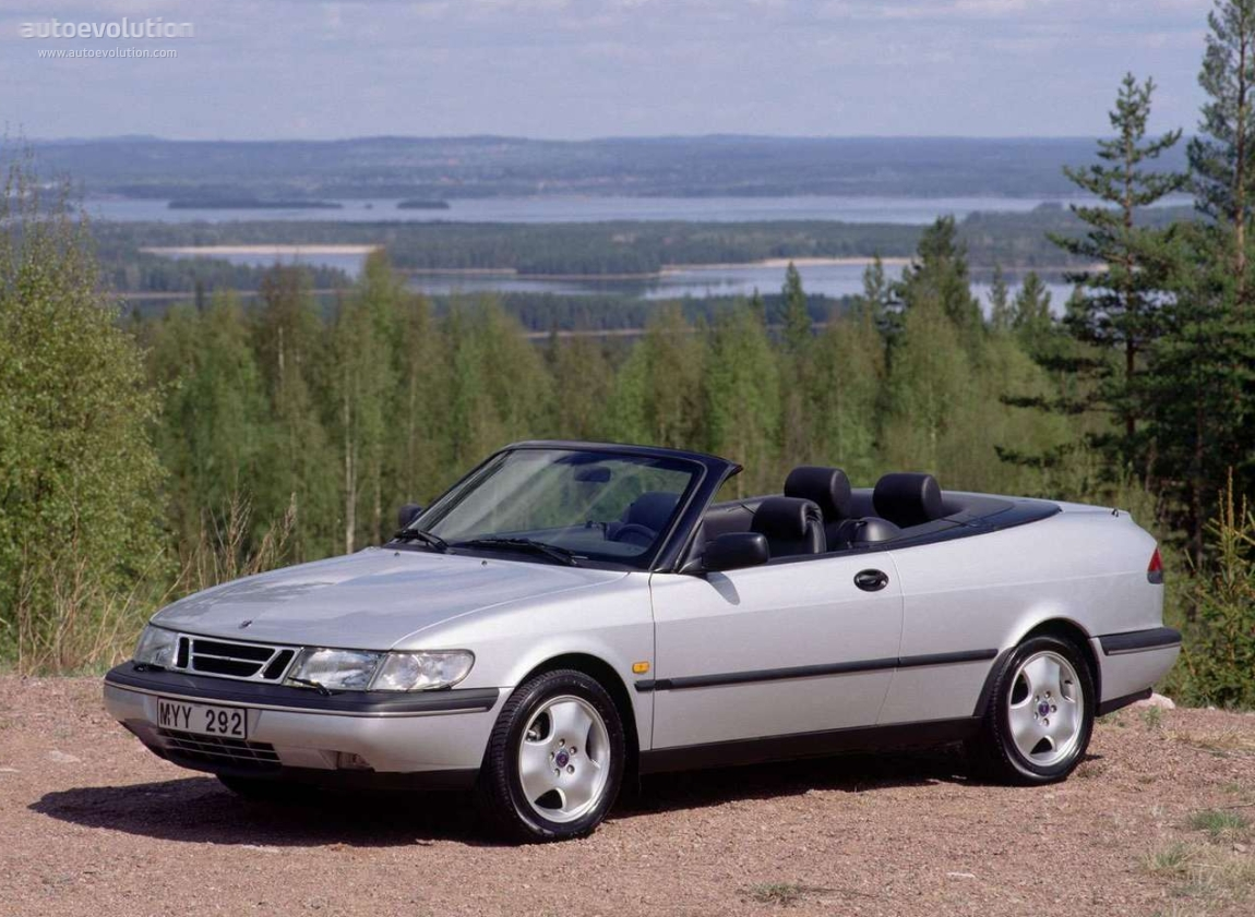 saab 900 cabrio 1994 1995 1996 1997 1998 autoevolution. Black Bedroom Furniture Sets. Home Design Ideas