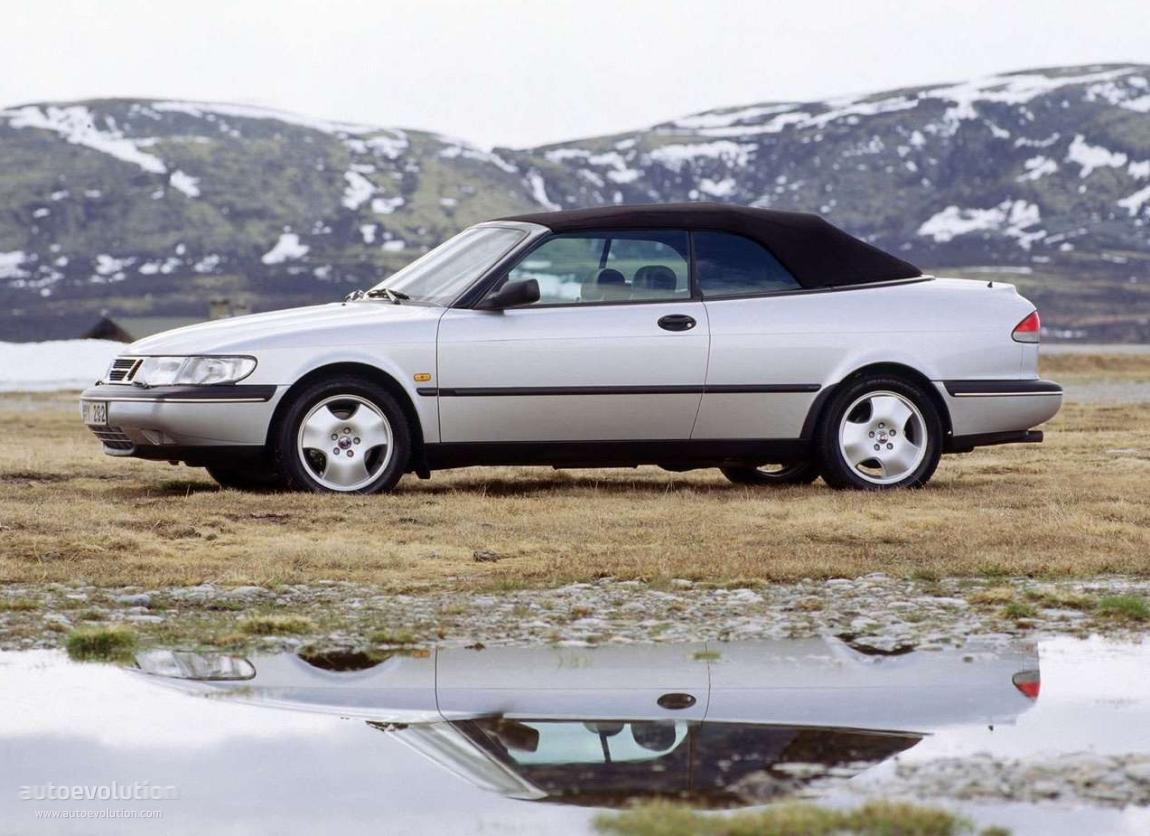 Saab 900 Cabrio 1994 1998