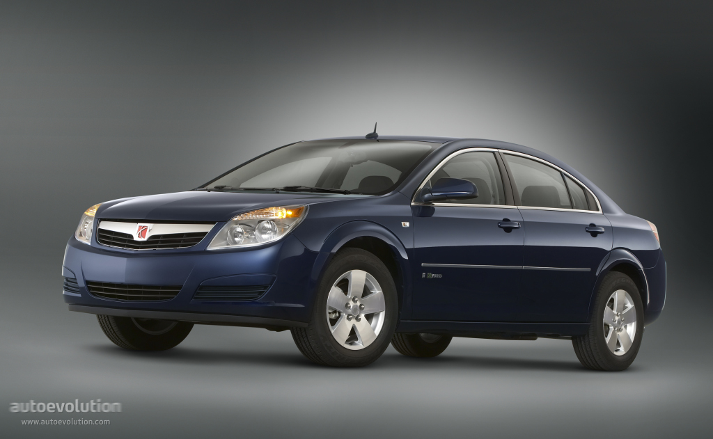 Saturn Aura 2006 2007 2008 2009 Autoevolution