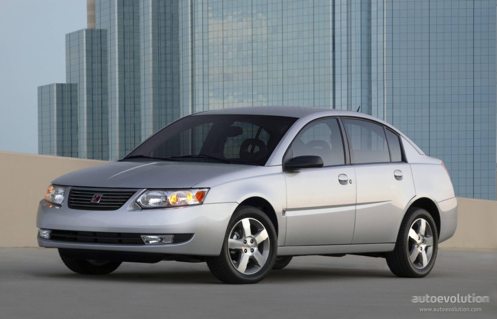 SATURN Ion Sedan specs - 2003, 2004, 2005, 2006, 2007 - autoevolution