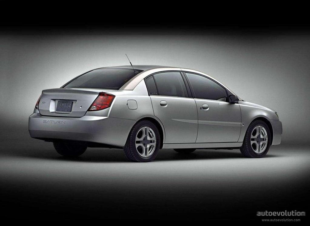 Saturn Ion Sedan Specs 2003 2004 2005 2006 2007
