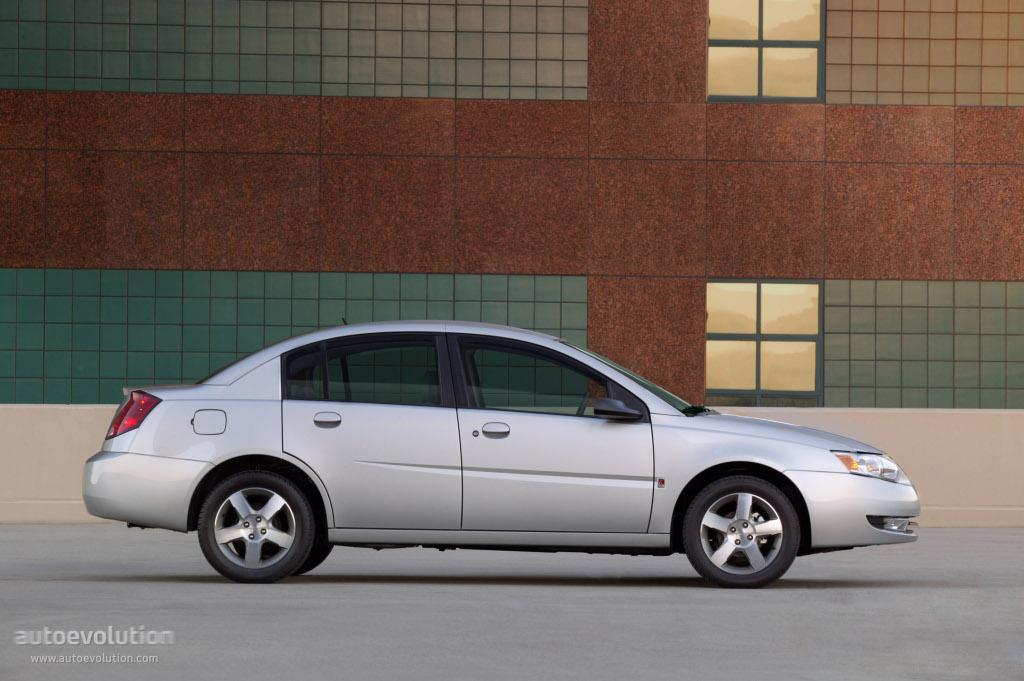 SATURN Ion Sedan - 2003, 2004, 2005, 2006, 2007 ...