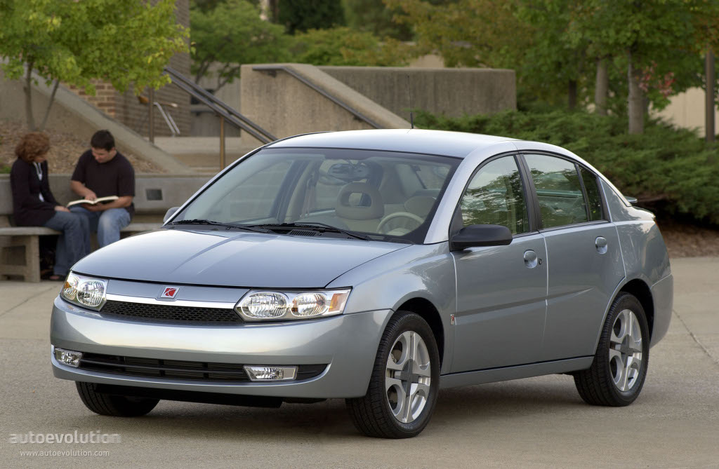 SATURN Ion Sedan specs - 2003, 2004, 2005, 2006, 2007 - autoevolution