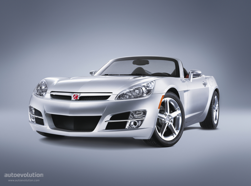 Saturn Sky Specs 2006 2007 2008 2009 Autoevolution