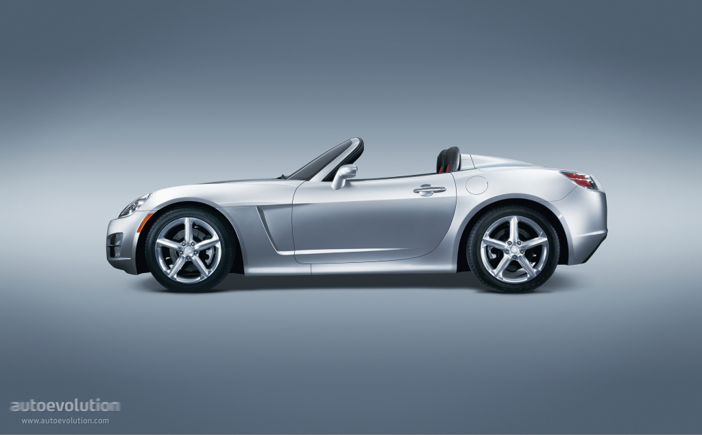 SATURN Sky 2006 2007 2008 2009 Autoevolution