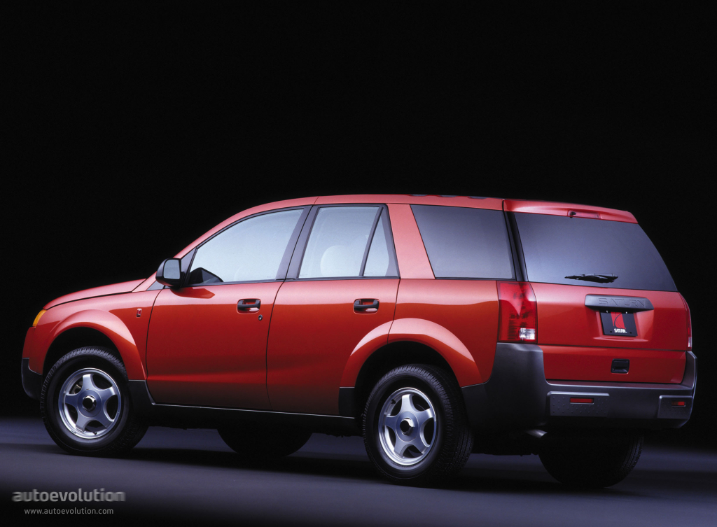Saturn Vue 2001 2002 2003 2004 2005 Autoevolution