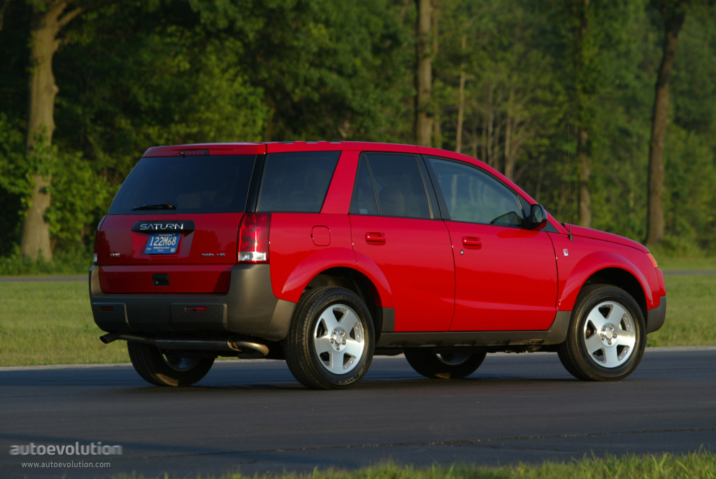Saturn Vue Specs 2001 2002 2003 2004 2005 Autoevolution