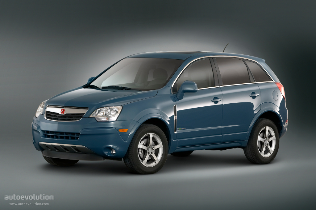 saturn vue specs 2007 2008 2009 2010 autoevolution. Black Bedroom Furniture Sets. Home Design Ideas