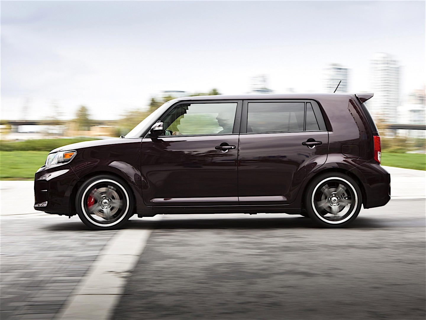 SCION xB - 2007, 2008, 2009, 2010, 2011, 2012, 2013, 2014, 2015 ...