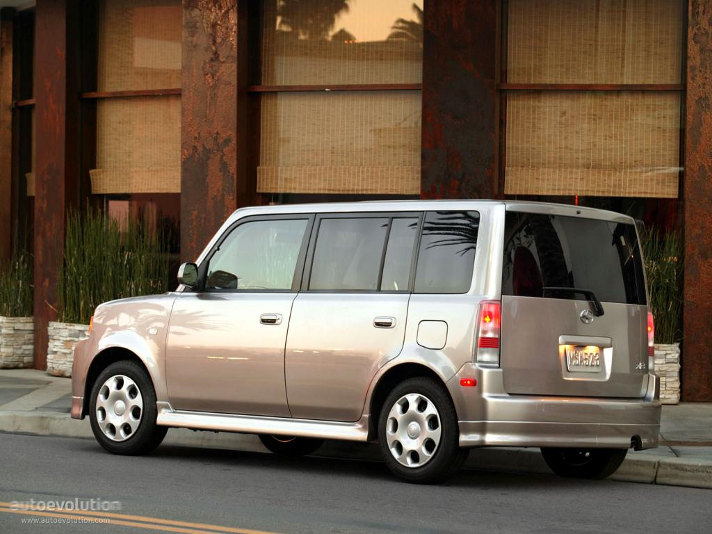 Scion Xb 2003 2004 2005 2006 2007 Autoevolution
