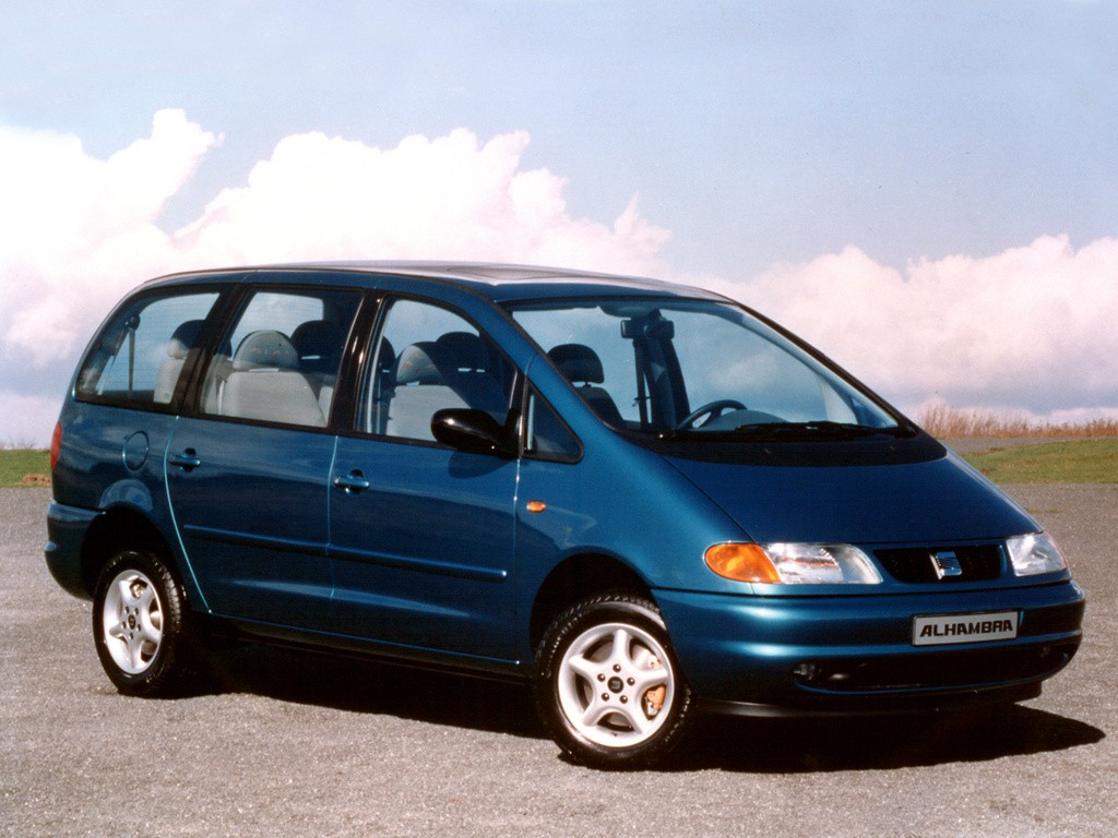 seat alhambra specs 1996 1997 1998 1999 2000. Black Bedroom Furniture Sets. Home Design Ideas