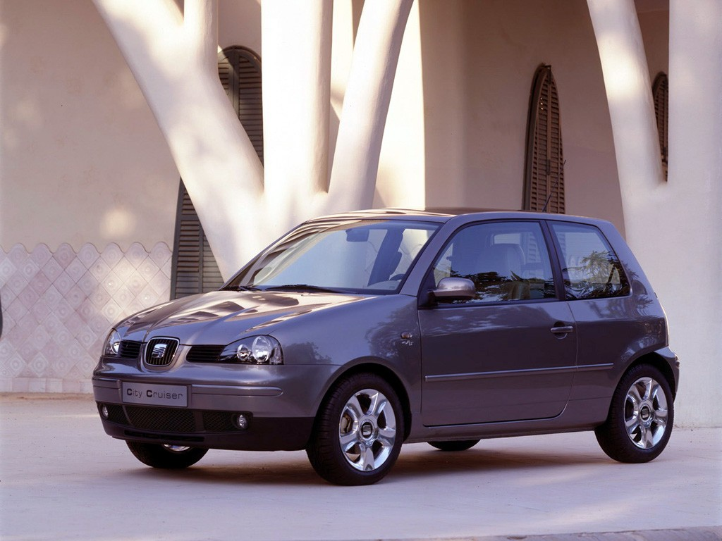SEAT Arosa specs & photos - 2001, 2002, 2003, 2004 - autoevolution