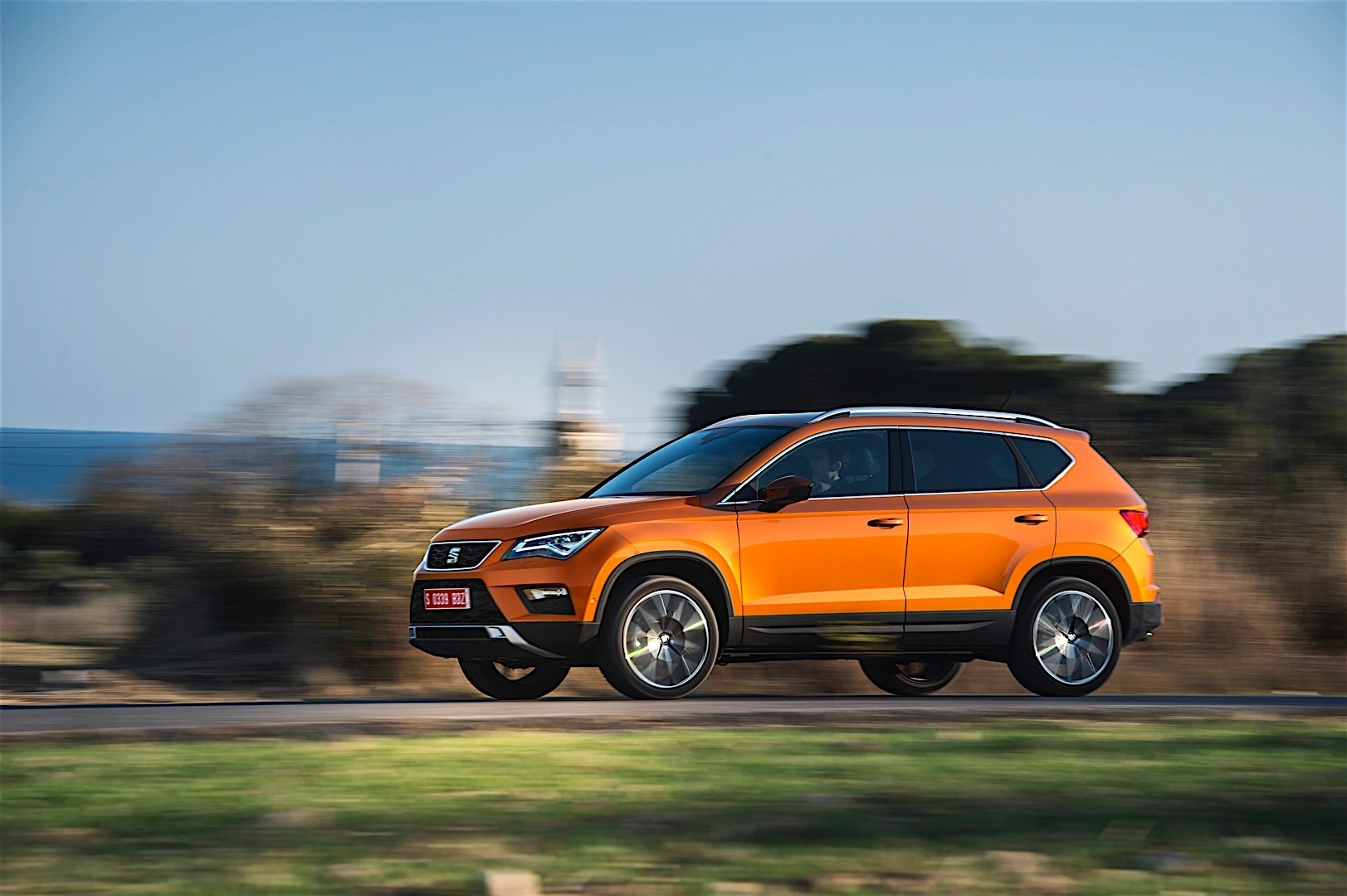 SEAT Ateca specs & photos - 2016, 2017, 2018, 2019 - autoevolution