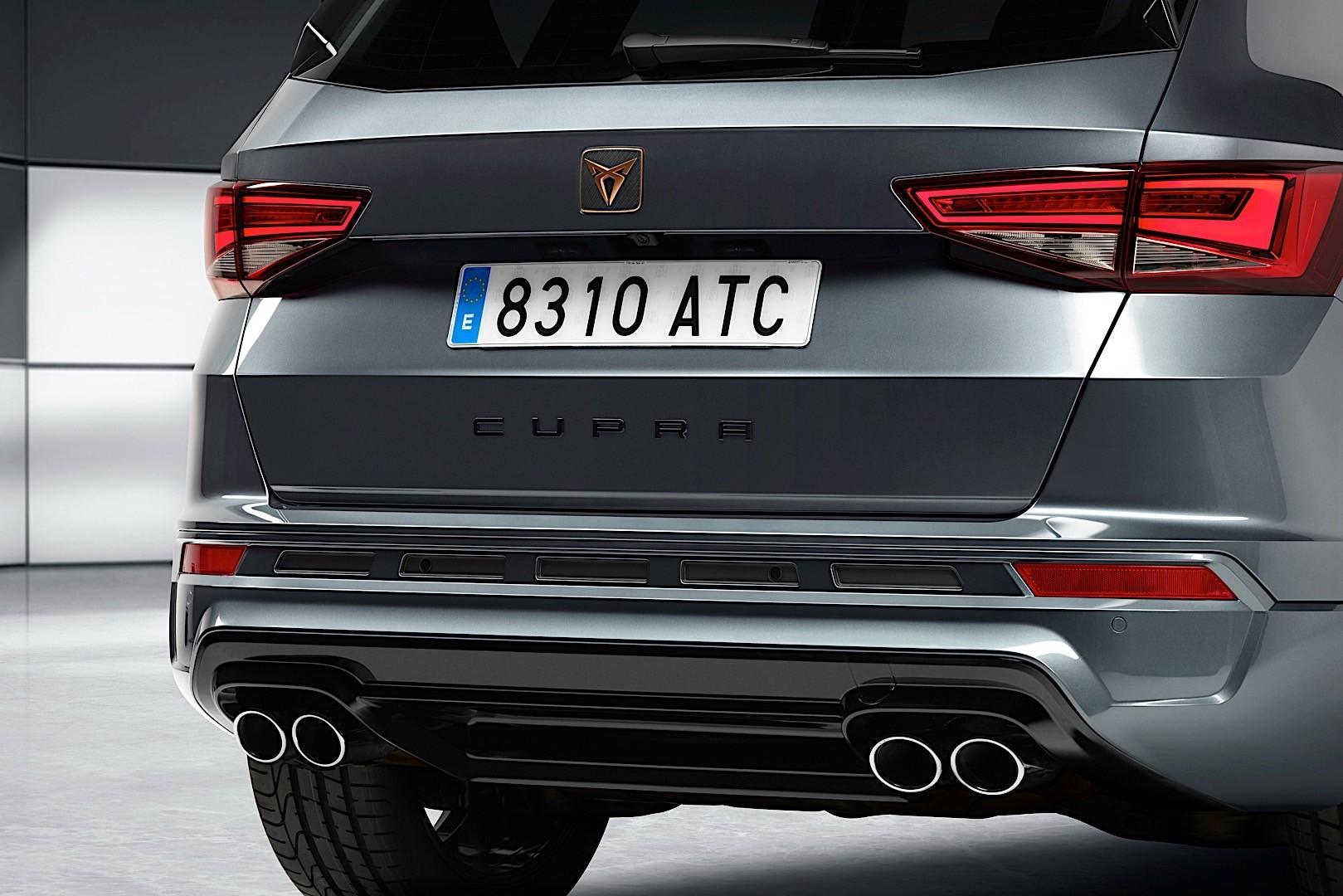 Seat Ateca Cupra Specs 2018 Autoevolution