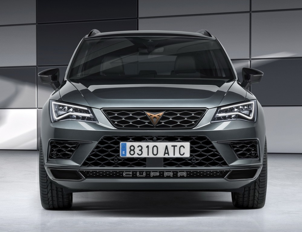 seat ateca cupra specs photos 2018 2019 autoevolution. Black Bedroom Furniture Sets. Home Design Ideas