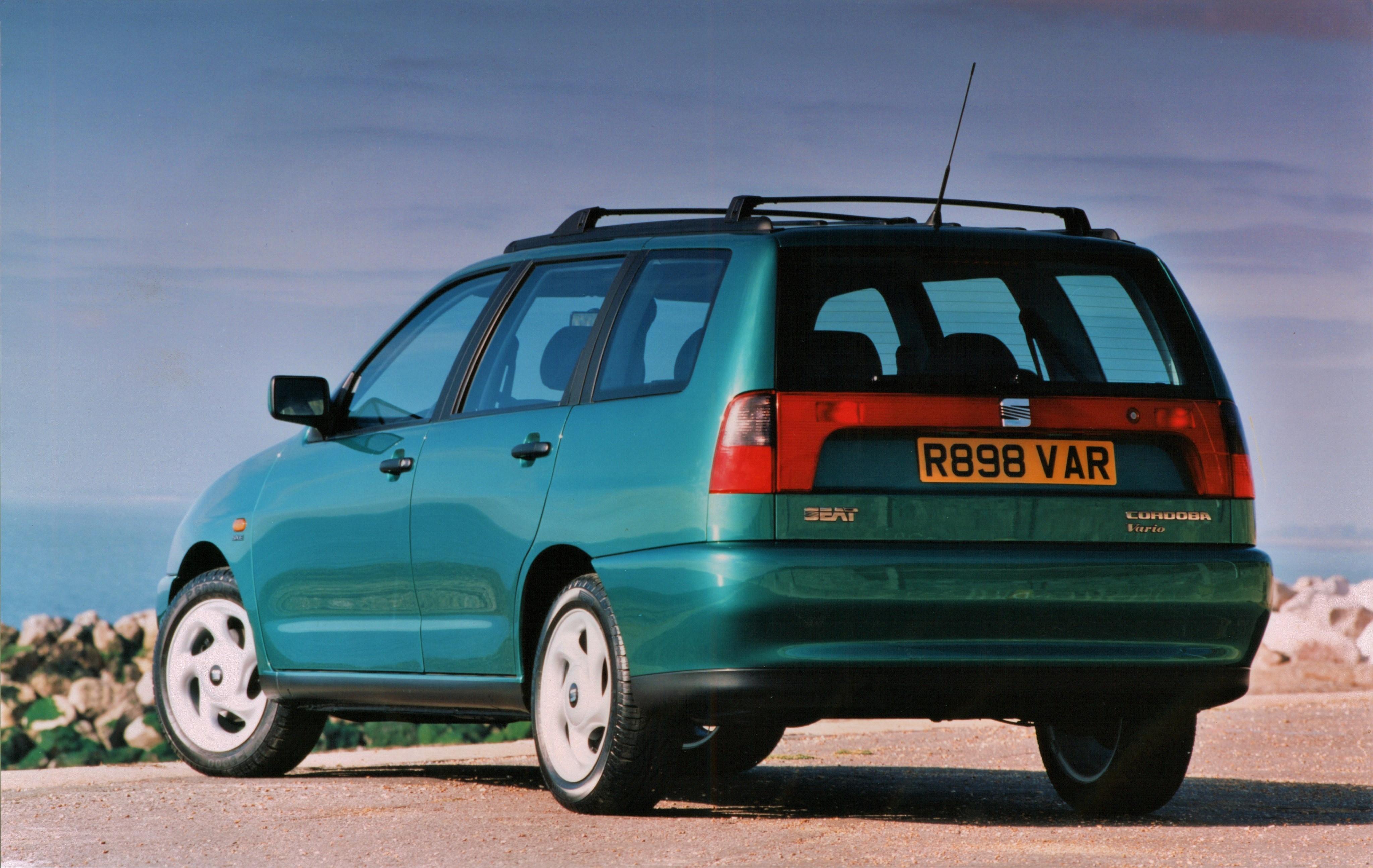 Seat Leon Cupra 2017 >> SEAT Cordoba Vario specs & photos - 1998, 1999 - autoevolution